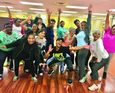 Fitness classes are one of the many programs offered by the CEC that our neighbors regularly enjoy.