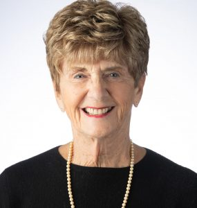 Patricia Florestano is a former Maryland Secretary of Higher Education, former vice chancellor of the University System of Maryland (USM), and served on the USM Board of Regents for 15 years.