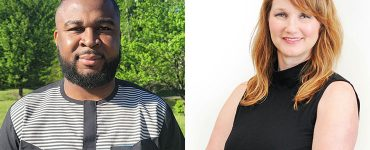 """Falilu """"O.P."""" Agbaje and Alishia Parkhill each received $2,500 grants to support their social ventures."""